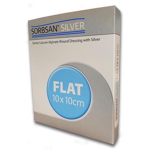 Sorbsan Silver Flat